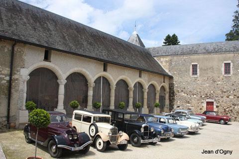 monuments et châteaux de la Loire ouverts toute l'année Château de la Chapelle d'Angillon