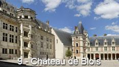 monument et châteaux de la Loire ouverts toute l'année Château de Blois