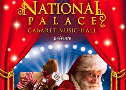 cirque de Noël National Palace Vierzon