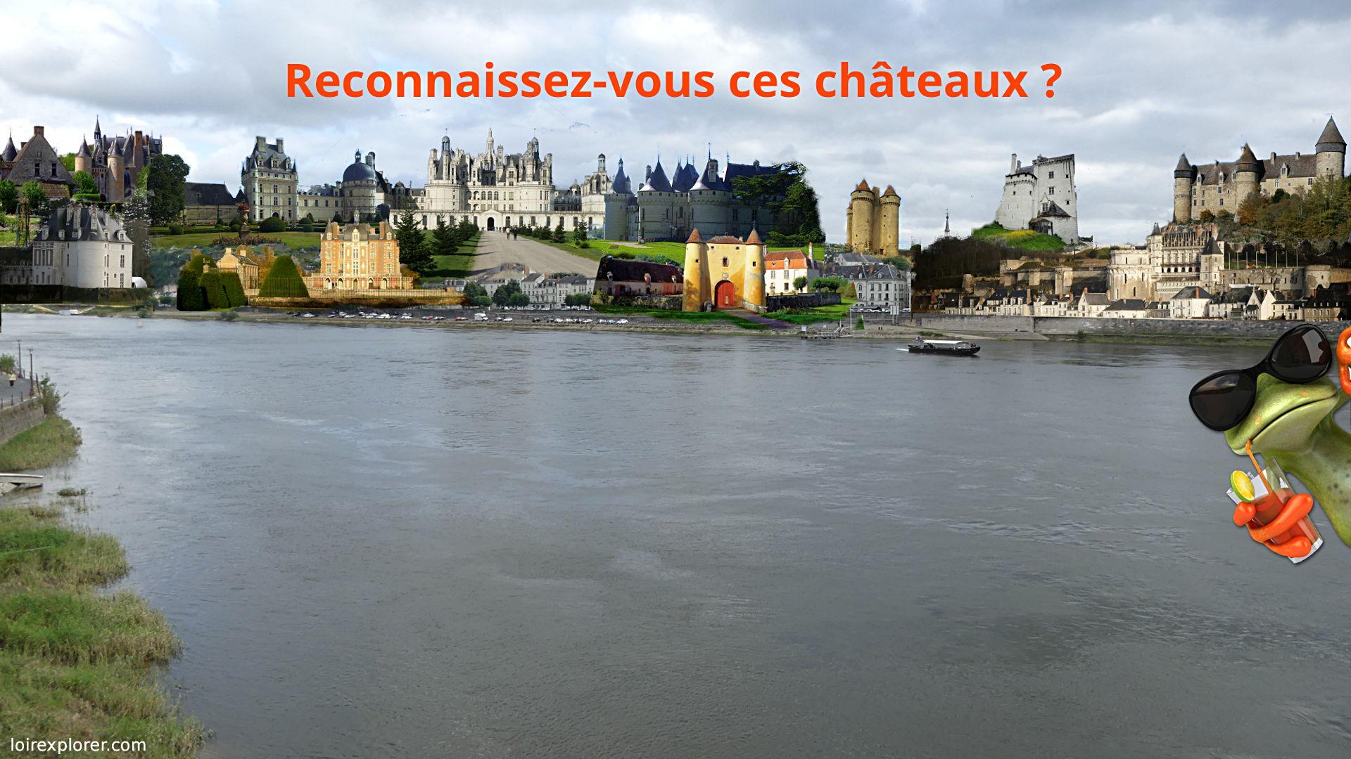 Quels Chateaux De La Loire Se Visitent Carte Des 120 Ouverts En Region Centre