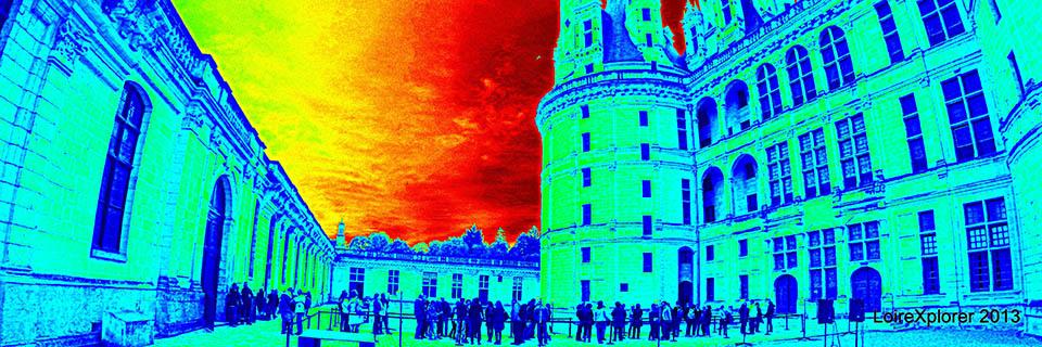 Nuit insolite de Chambord spectacle au château