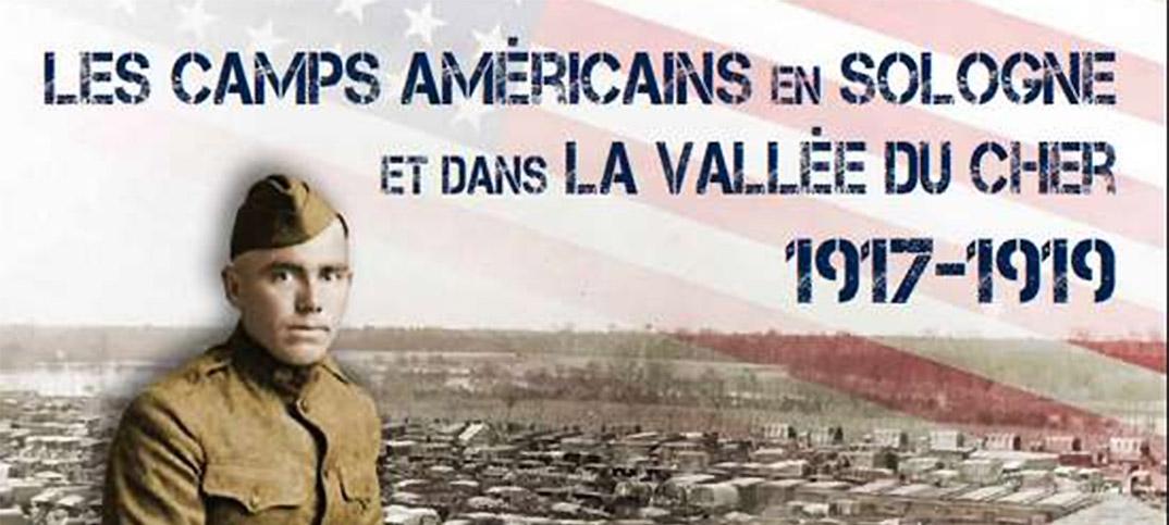 Exposition les Camps Américains en sologne