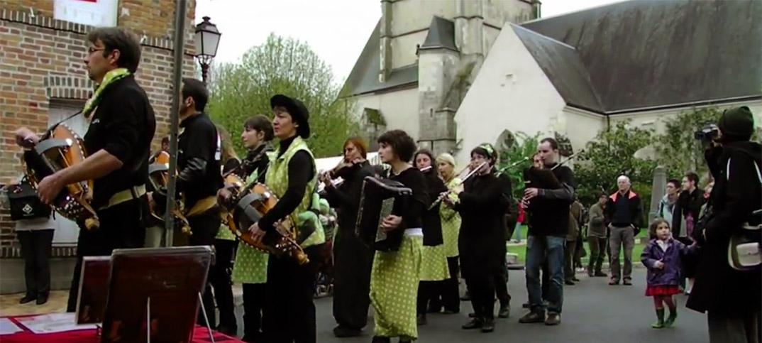festival des musicalies en Sologne concert stage d'instruments