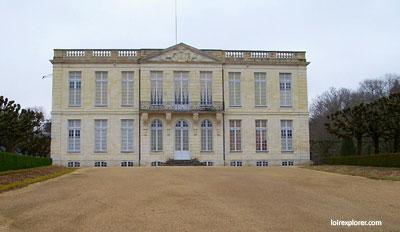 monuments et châteaux de la Loire ouverts toute l'année Château de Bouges