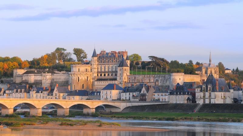 Quels châteaux de la Loire se visitent monuments et châteaux de la Loire ouverts toute l'année château d'Amboise