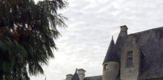 château de Palluau-Frontenac chapelle Indre lieu insolite