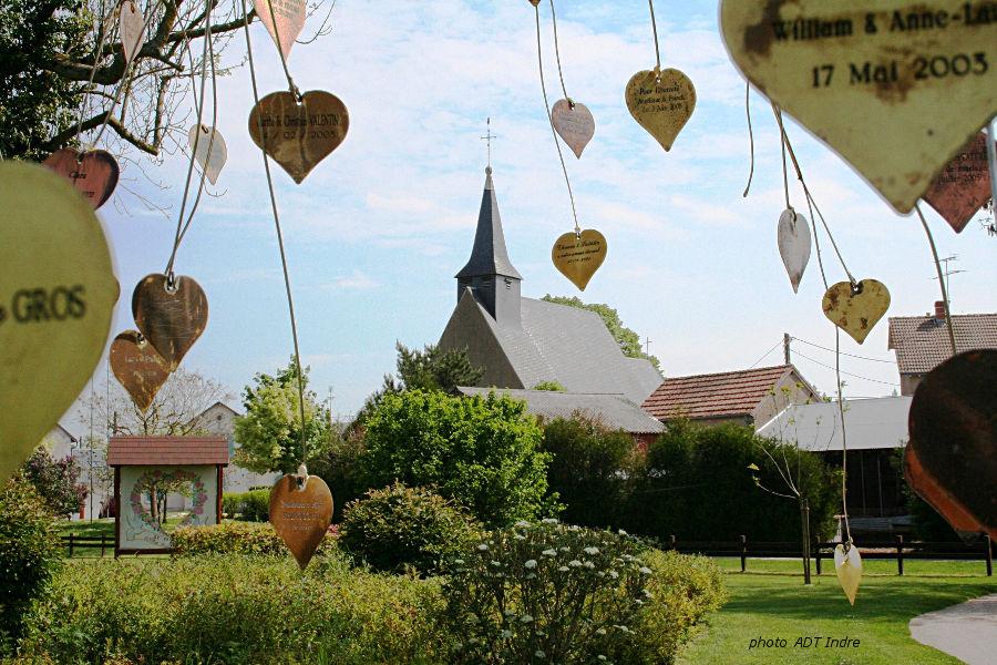 Comment f ter la saint valentin au village de saint valentin - Quel jour est la saint valentin ...