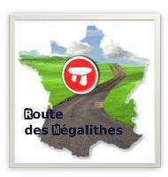 Route des mégalithes en Région Centre