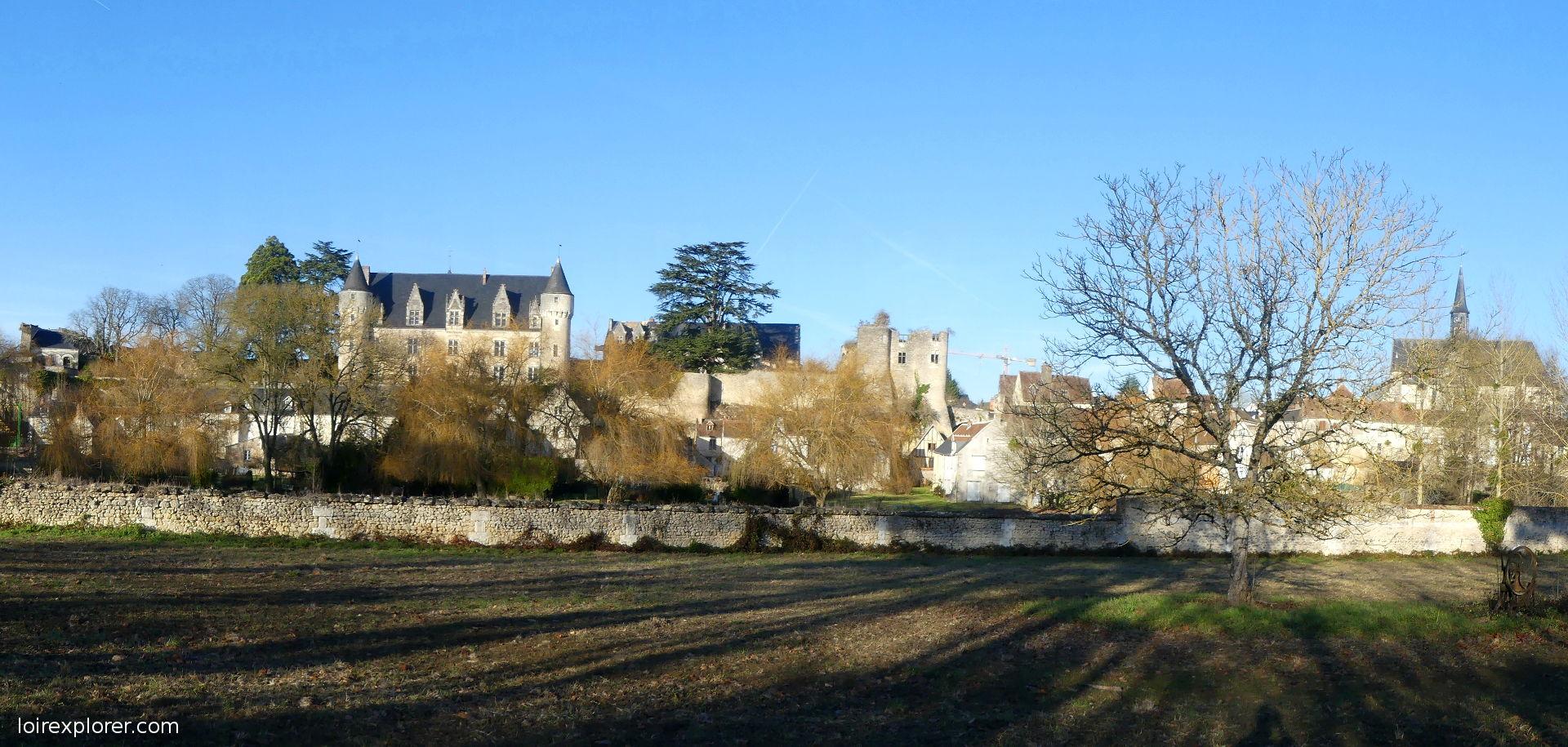 excursion insolite Selles sur Cher - Montrésor le château de Montrésor