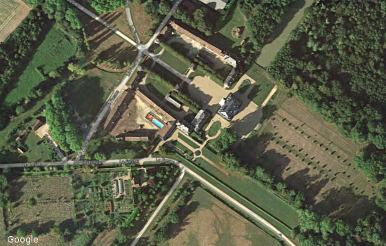Château du Fresne 41 châteaux qui se visitent région centre jardin parc