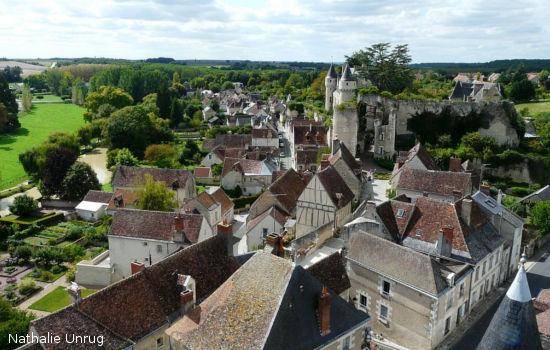 Château de Montrésor châteaux qui se visitent région centre