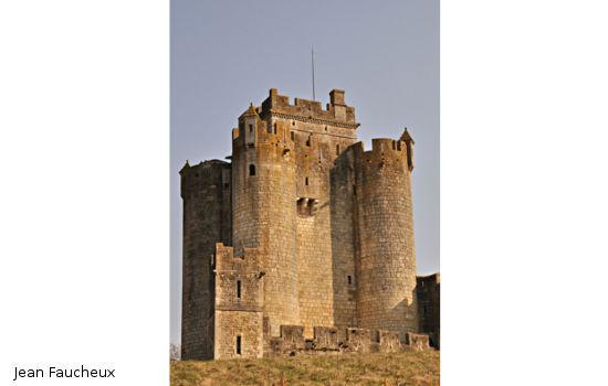 Château de Romefort châteaux qui se visitent région centre