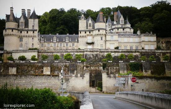 Château d'Ussé châteaux qui se visitent région centre