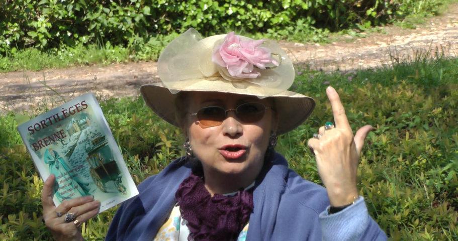 Marie du Berry balades littéraires crédit photo copyright Amicale Marie du Berry