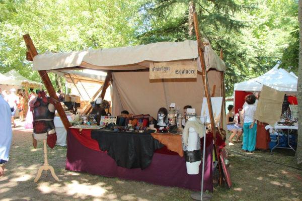 Marché médiéval de Montrichard