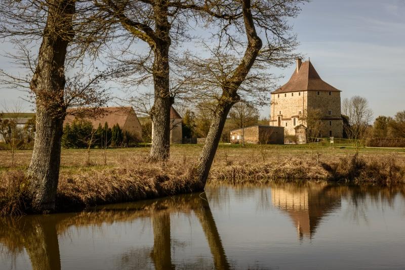 La Tour de Vesvre crédit photo © Festival de Boucard
